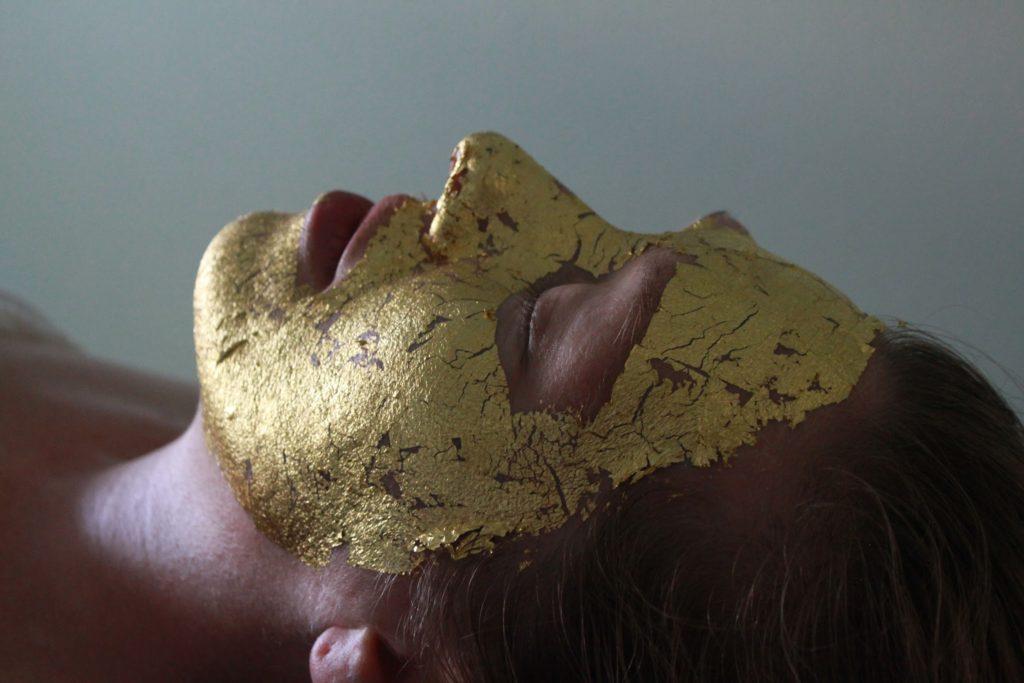 Gold Leaf Facial